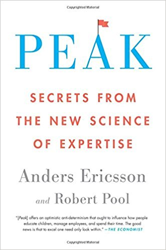 Peak by Anders Ericsson and Robert Pool