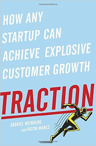 Traction by Gabriel Weinberg and Justin Mares