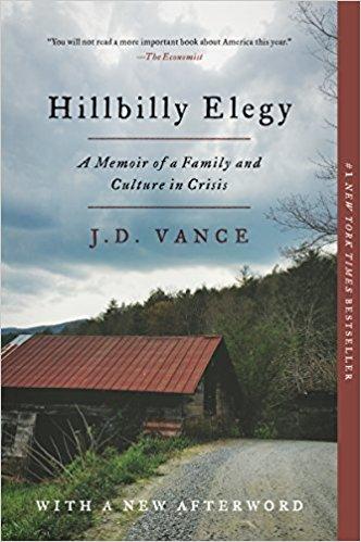 Hillbilly Elegy J. D. Vance