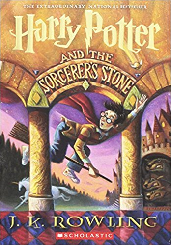 Harry Potter and the Sorcerer's Stone J. K. Rowling