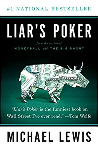 Liar's Poker Michael Lewis