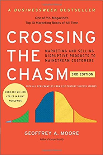 Crossing the Chasm Geoffrey A Moore