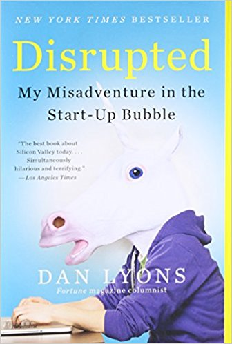 Disrupted Dan Lyons